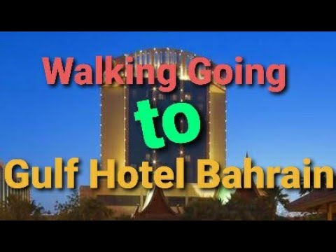 Going to Gulf Hotel Bahrain ; alam na!!!
