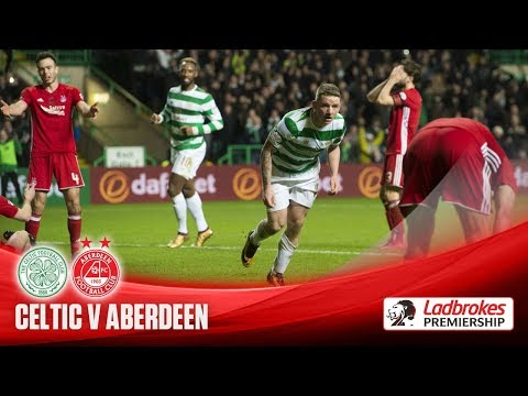 Celtic beat Aberdeen to stretch lead at the top