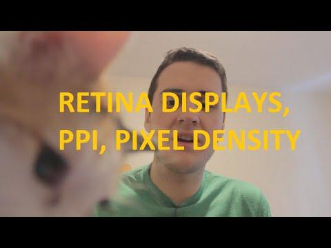 Explaining Retina Display, PPI, and Pixel Density