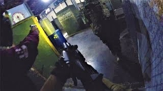 Winter Expo Airsofting, Oregon Airsoft Arena, 2018