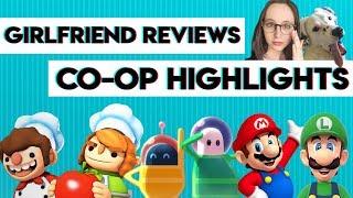 Girlfriend Reviews Twitch Highlights: Co-op Games!
