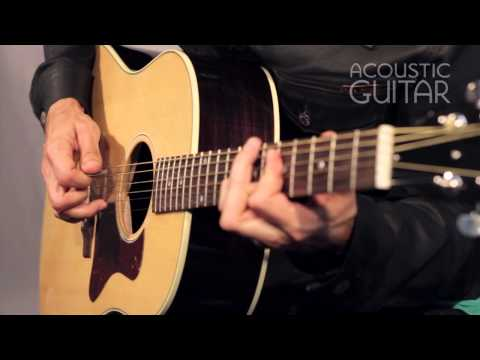 New Gear, Gibson J-29 review from Acoustic Guitar