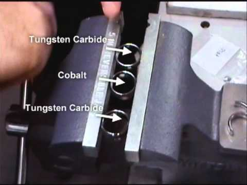 Tungsten Carbide Vs Cobalt YouTube