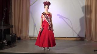 Мини мисс Россия - Александра Субботина - «Волшебная   страна» -
