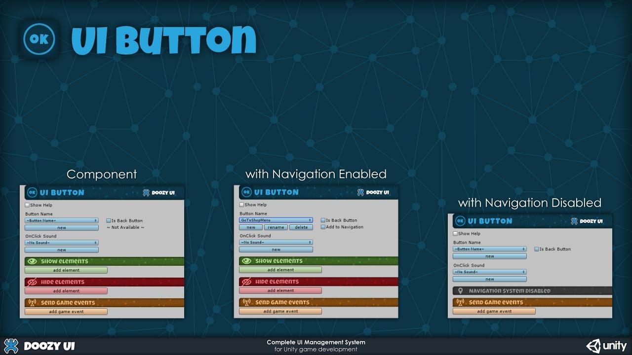 DoozyUI: Complete UI Management System - Unity Forum