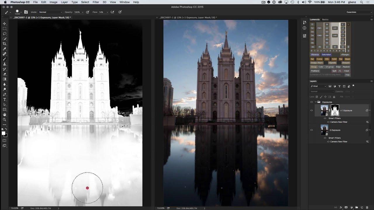 Lumenzia: Luminosity Masking Panel for Photoshop