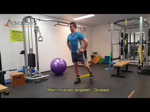 Diagonal Hip Extension