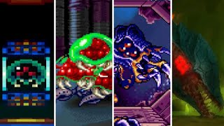 Evolution of Metroids Life Cycle (SR388) in Metroid Games (1986 - 2021)