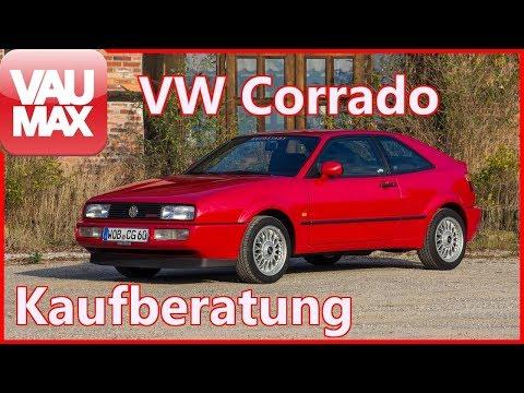 VW Corrado G60 – Kaufberatung & Fahrbericht / 30 Jahre Corrado by VAU-MAX.tv Klassik