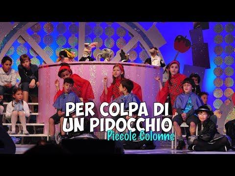 Per colpa di un pidocchio Testo classe 1° scuola primaria Collodi Torino – Ins. Luciana Alberto