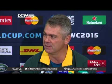 South Africa braces for 'best team to ever play the game'