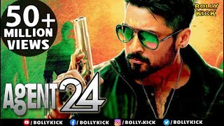 Agent 24 Full Movie | Hindi Dubbed Movies 2018 Full Movie | Surya Movies | Action Movies thumbnail
