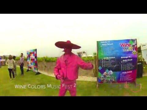 Wine Colors Music Fest 2016 3era. Edición ::tiempode.com::
