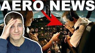 Unglaublicher Vorfall im 737 COCKPIT! AeroNews