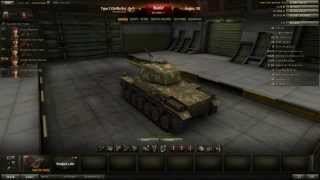 World of Tanks - Patch 8.9 Test Server - Chi-Nu-Kai Tier 5 Premium Japanese Tank