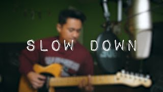 Gambar cover Slow Down - Mac Ayres Cover