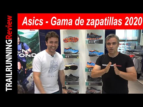 Asics - Gama de zapatillas Trail Running 2020