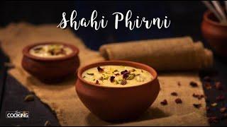 Shahi Phirni | Firni Recipes | Dessert