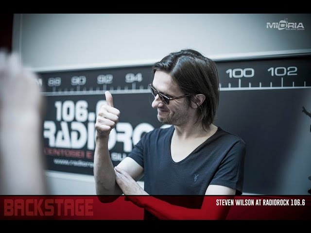 Intervista con Steven Wilson | Interview With Steven Wilson.