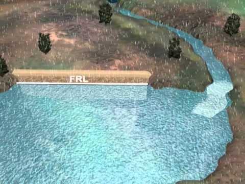 Nrega-MP--Earthern Dam-MGNREGA