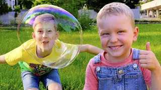 Bubbles Song - Nursery Rhymes & Kids Songs