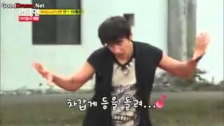 Funny lee kwang soo dance ....