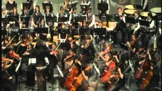 2011 CVMS full orchestra TMEA concert 2 - Procession of the Sardar.avi