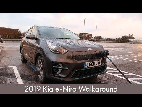 2019 Kia e-Niro Walkaround