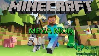 Minecraft Pocket Editions v1.0.9.1 | MEGA MOD - Andorid