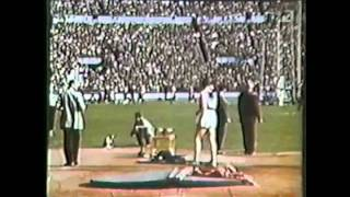 Sim Iness - 1952 Olympic Gold Medalist - World Record Holder - Discus Thrower