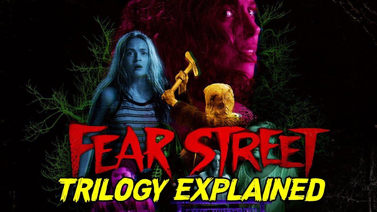 FEAR STREET (2021) Trilogy Explained