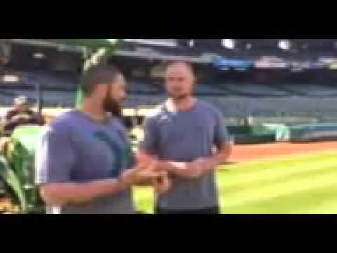 Gomes and Lester Ice Bucket Challenge