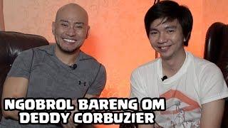 Curi Ilmu Deddy Corbuzier, Ngobrol Bareng MiawAug