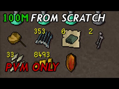 RNGesus Is With Me | 100m From Scratch PVM ONLY #5 [OSRS]