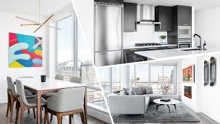 Modern Luxury Apartment Tour 2020!