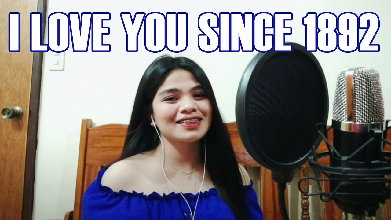 Download I Love You Since 1892 - ICA (Juanito and Carmela) Lyrics Video