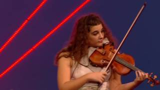 Jazz meets heavy metal | String Demons | TEDxAthens