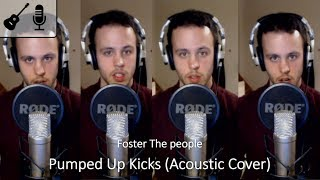 Foster The People - Pumped Up Kicks (Rubus Of Fences Cover)