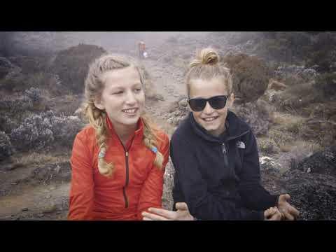 Climbing Mt. Kilimanjaro, With Kids!