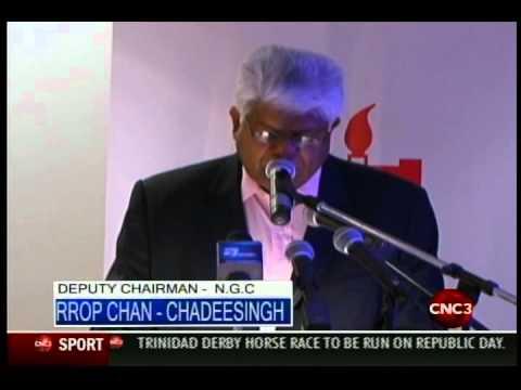 The CNG Trinidad Derby on Republic day