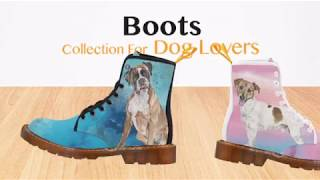 TeeAmazing: Dog Shoes & Sneakers