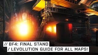 BF4 FINAL STAND LEVOLUTION GUIDE!   Battlefield 4