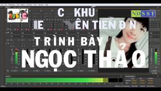 THIÊN DUYÊN TIỀN ĐỊNH - NGỌC THẢO - Mix Nhạc Nguyễn Duy S-St