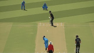 India vs New Zealand SemiFinal Match| Live Cricket Game | IND vs NZ | CWC19 | Ashes Cricket Gameplay