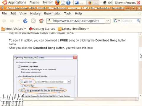 Amazon MP3 Downloader for DRM free albums