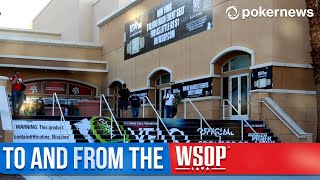 Getting To And From The Rio Hotel & Casino For The 2021 WSOP