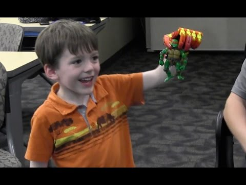 Prosthetists Meet 3D Printers: The eNABLE Conference