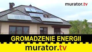 Co robić z energią słoneczną? Przyłączyć się do sieci czy gromadzić?
