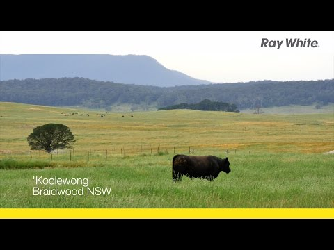'Koolewong' Braidwood NSW
