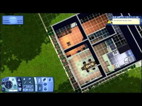 The Sims 3 - Semi Detached House